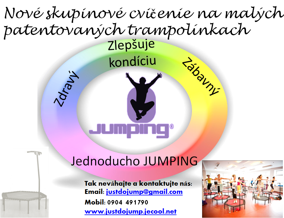 Jednoducho Jumping !